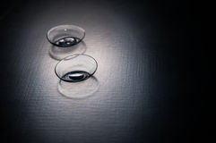 Kontaktlinse Lizenzfreie Stockfotos