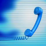 Kontaktuje się My I Odpowiada sposób rozmowa telefonicza ilustracji