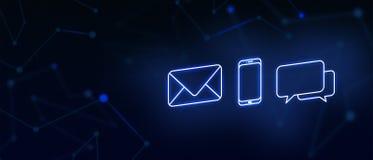 Kontaktuje się my, kontakt, emaila kontakt, wezwanie, wiadomość, ląduje stronę, tło, okładkowa strona, ikona obrazy royalty free