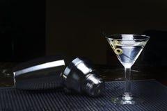 kontaminacja koktajl zawiera eps10 wizerunku Martini trybów przezroczystość różnorodną Zdjęcie Royalty Free