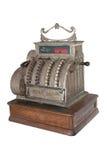 kontant gammalt register Royaltyfri Bild