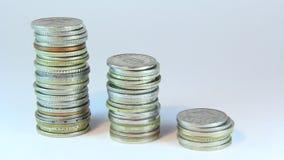 Kontant inkomst arkivfilmer