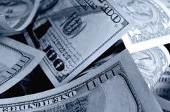 Kontanta US dollar Fotografering för Bildbyråer