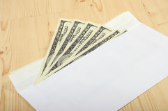 Kontantbetalning Royaltyfri Bild