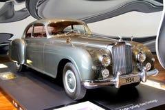 Kontinental Bentley R-typ Arkivbild