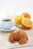 kontinental frukost Arkivfoton