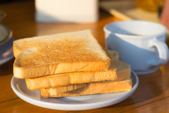 kontinental frukost Royaltyfria Foton