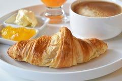 kontinentala giffel för frukost Royaltyfria Bilder