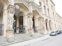 Kontinente München des Museums fünf lizenzfreie stockfotografie