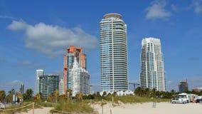 Kontinuum-Kondominium-Miami Beach stock video footage
