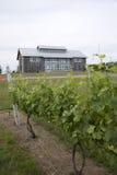Kontokosta Winery Tasting room Long Island USA Royalty Free Stock Photo