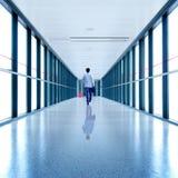 Kontor av korridoren Arkivbild