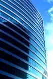 kontor building3 Arkivfoton