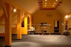 kontor för 4 interior arkivfoton