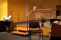 kontor för 6 interior Arkivfoto