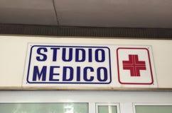 Kontor för doktors` s royaltyfria foton