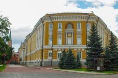 Kontor för ` s för president Vladimir Putin Royaltyfria Foton