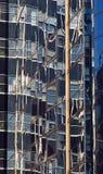 Kontor och lägenheter Royaltyfri Foto