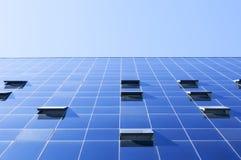 Kontor Windows Arkivfoto