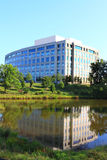 Kontorsbyggnad arkivfoton