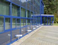 Kontorsbyggnad arkivfoto