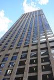 Kontorsbyggnad för 201 Elizabeth Street Sydney Arkivbild