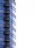 Kontorsbyggnad fastighet, skyskrapa Fotografering för Bildbyråer