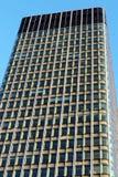 Kontorsbyggnad i område för affär för Paris Laförsvar arkivbild