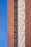 Kontorsbyggnad Windows Arkivbilder