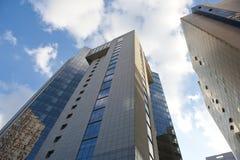 Kontorsbyggnadar Royaltyfri Foto