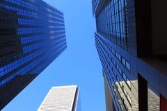 Kontorsbyggnader Royaltyfri Bild