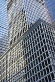 Kontorsbyggnader Park Avenue, New York City Arkivbild