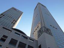 Kontorsbyggnadfasad Royaltyfria Bilder