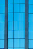 Kontorsbyggnadvägg Royaltyfri Foto