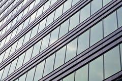Kontorsfönster Arkivbilder