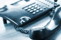 Kontorstelefon Royaltyfria Foton