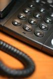 kontorstelefon Arkivbild