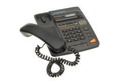 kontorstelefon Arkivbilder