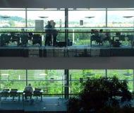 kontorsworkspace Royaltyfria Bilder