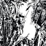 kontrast abstrakcjonistyczna tekstura Fotografia Royalty Free