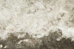 Kontrast betonowa tekstura Popielata asfaltowej drogi odgórnego widoku fotografia Zakłopotana i przestarzała tło tekstura Obraz Stock