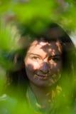 Kontrast von Lichtern und von Schatten Lizenzfreies Stockfoto