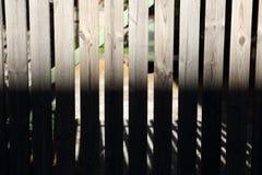 Kontrasta ogrodzenie Fotografia Royalty Free