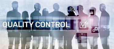 Kontrola jako?ci i zapewnienie standardisation gwarancja standardy Biznesu i technologii poj?cie zdjęcia royalty free