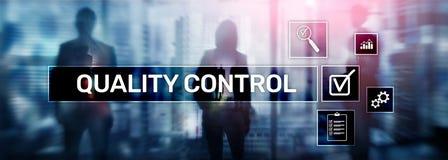 Kontrola jako?ci i zapewnienie standardisation gwarancja standardy Biznesu i technologii poj?cie royalty ilustracja