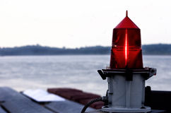Kontroll-Lampe Stockfotografie