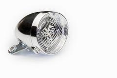 Kontroll-Lampe für das Fahrrad Stockfotografie