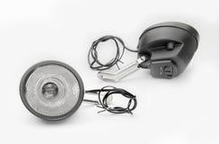 Kontroll-Lampe für das Fahrrad Lizenzfreie Stockfotos
