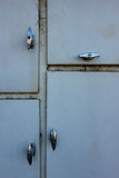 Kontrollbordbilagadörrar Royaltyfri Foto