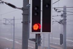 kontrollera ljus trafik royaltyfri foto